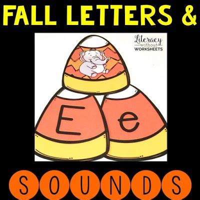 fall work stations  emerging readers  freebies