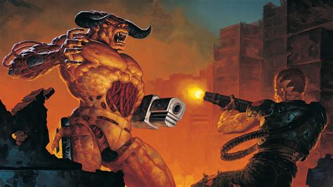 doom ii hell  earth details launchbox games