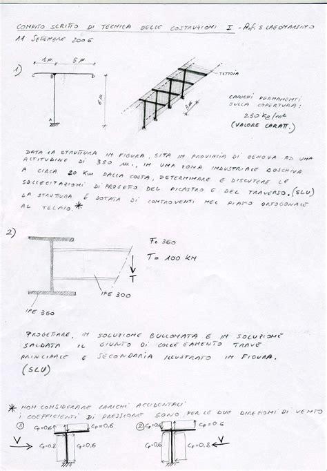 tecnica delle costruzioni dispense tecnica delle costruzioni 1