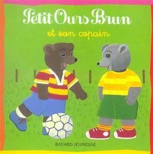 Petit Ours Brun En Français : livre petit ours brun et son copain dani le bour ~ Dailycaller-alerts.com Idées de Décoration