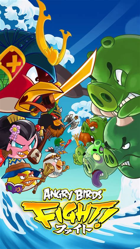 angry birds fight launched    app store video