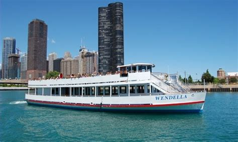 Boat Tour Groupon by Wendella Boat Rides In Chicago Illinois Groupon