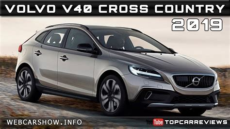 Review Volvo V40 Cross Country by 2019 Volvo V40 Cross Country Review Rendered Price Specs
