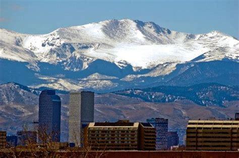Denver Colorado Mountains