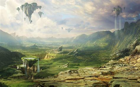 Permalink to Fantasy Landscapes Wallpaper