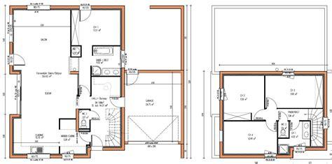 maison contemporaine 224 233 tage avec cuisine ouverte et suite