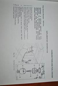 Jaguar Xj6 Series 1  1968  Fuel Filter Location