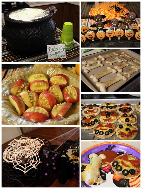 treats for adults halloween party playdate featuring kmart halloween party bluprints