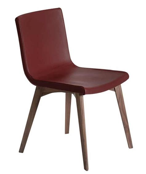 chaise en allemand chaise design en noyer quadro