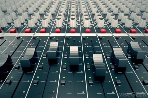 How Do I Choose the Best Audio Mixer? (with pictures)