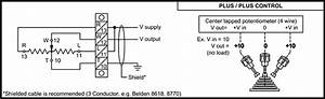 How To Wire A Potentiometer To A Motor