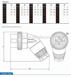 3 Phase 4 Pin Plug Wiring Diagram Australia