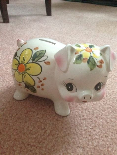 6073 porcelain piggy bank 1000 images about piggy banks on coins