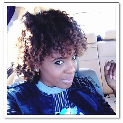 Hair Natural Perm Rods Roll Curls Cascading