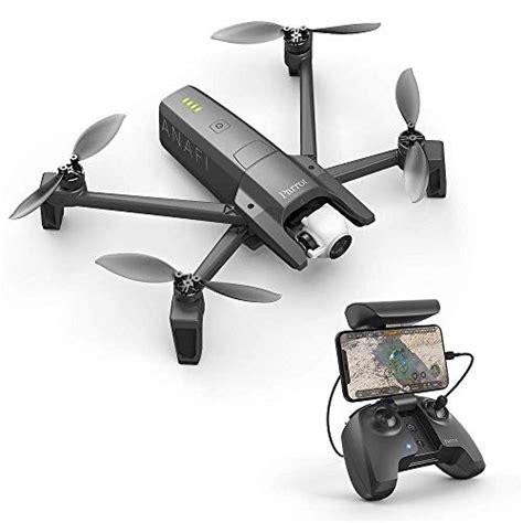 parrot anafi drone review dronesgator