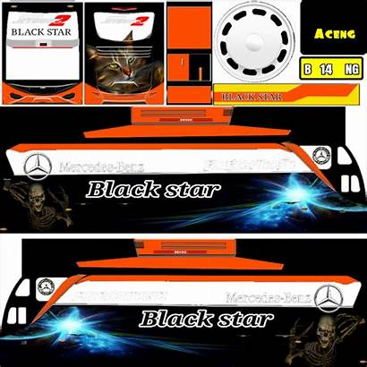 Livery Bus Simulator Bussid Indonesia Template Keren