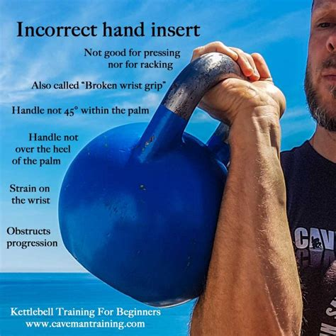 kettlebell grip wrist broken training kettlebells move ebook fundamentals weight around cavemantraining should