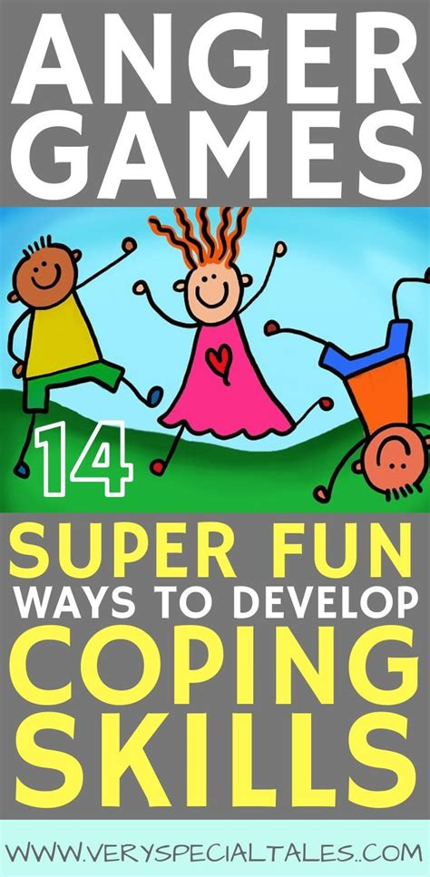anger games  super fun ways  learn anger management