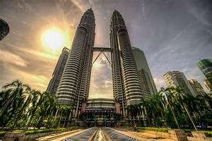Ten tallest buildings in KL (as of 2014).