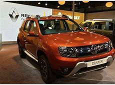 Renault Duster Facelift Launched Prices, Changes, AMT