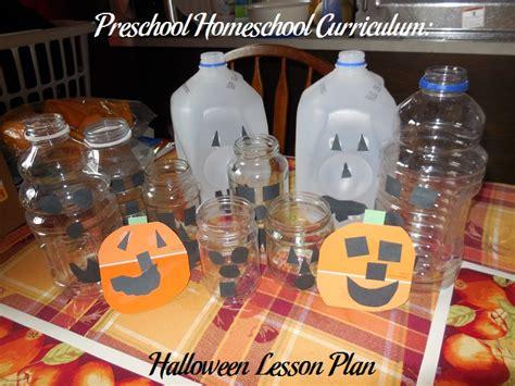 preschool homeschool curriculum lesson plan 630 | 2014 10 30 Preschool Homeschool Curriculum Halloween Lesson Plan