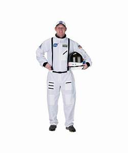 Astronaut Nasa Adult Costume - Men Astronaut Costumes