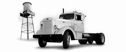 Peterbilt Heritage 1953 History 1954 Cab Company