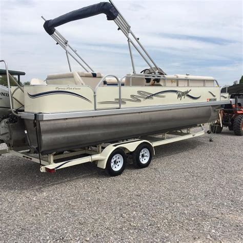 Used Voyager Pontoon Boats For Sale by Voyager Pontoons Boats For Sale