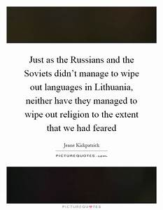 Just as the Rus... Lithuanian Love Quotes