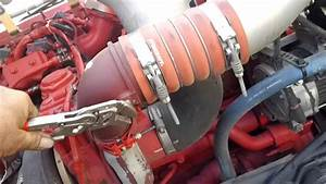 Isx Cm2250 Turbocharger Chuffing At Idle 13 In Hg Boost