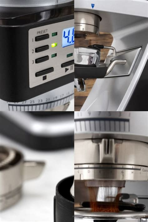 How easy it is to set the timer, adjust the controls, remove coffee from the grinder and clean the machine. Baratza Sette 270 Espresso Grinder   Espresso grinder, Best home espresso machine, Home espresso ...