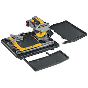 d24000 10 quot tile saw dewalt tools