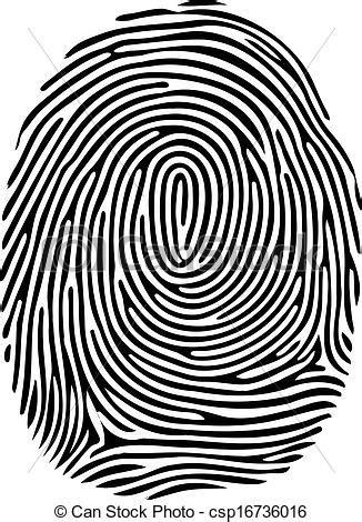 Fingerprint Clipart Fingerprint Clip Free Clipart Panda Free Clipart