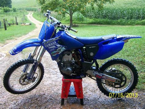 Buy 01 Yz450f Yamaha Yz450-f Dirt Bike Motorcycle Trail On
