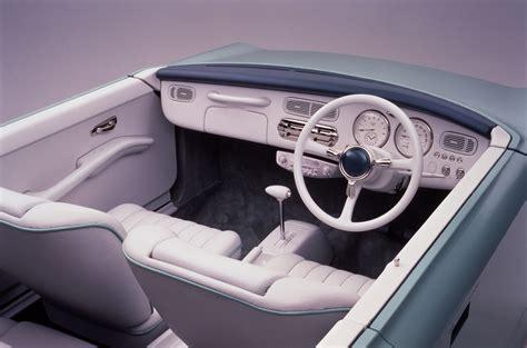 nissan figaro interior interior nissan figaro concept 10 1989