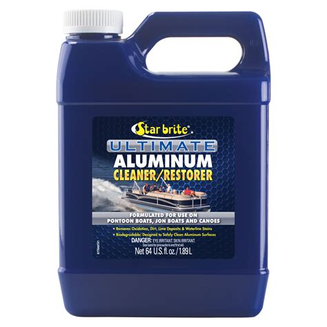 star brite ultimate aluminum cleaner  oz walmartcom