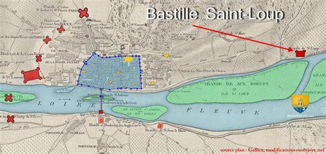 siege d orleans bastille loup château de loup loiret 45