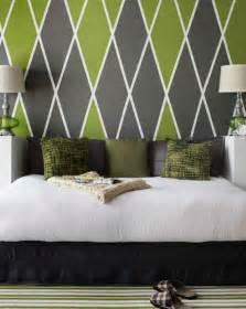 Farbmuster Für Wände : 77 farbenfrohe wandmuster f r die kreative wandgestaltung ~ Bigdaddyawards.com Haus und Dekorationen