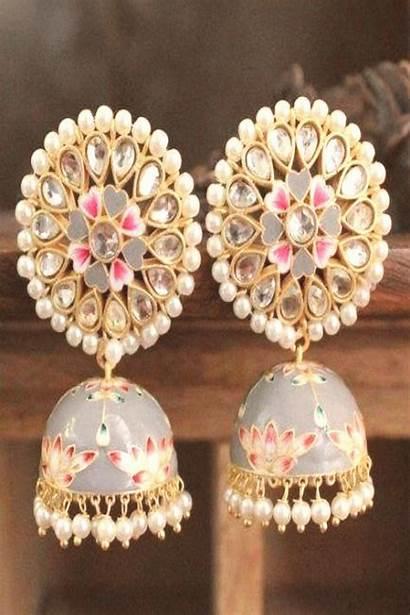 Jewelry Indian Trendy Earrings Jewellery Ring Jewerly