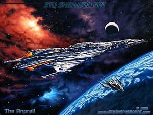 Science Fiction Space - Pics about space