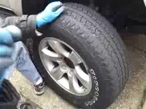 stuck wheel  easy youtube