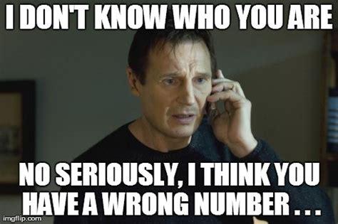 Wrong Meme Wrong Number Meme Generator Image Memes At Relatably