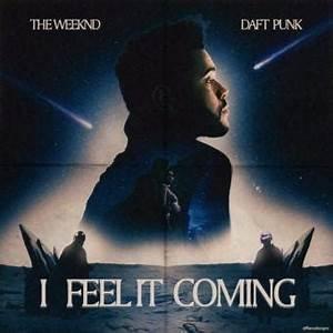 The Weeknd I Feel It Coming Feat Daft Punk Sheet Music