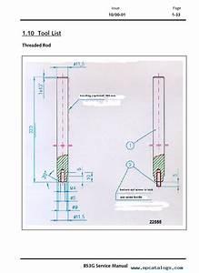 John Deere 853g Track Tm1889 Service Manual Pdf