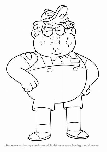 Uncle Grandpa Draw Drawing Jimmy Step Cartoon