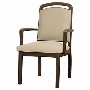 chaise fauteuil pour salle a manger idees de decoration With idee deco cuisine avec fauteuil salle À manger accoudoirs