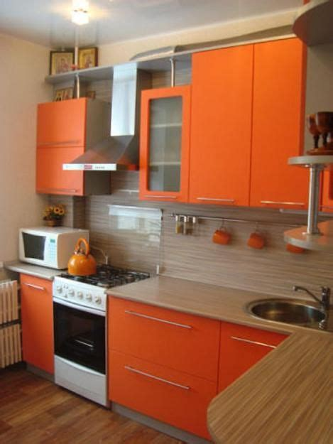 orange kitchen cabinets best 25 orange kitchen ideas on orange