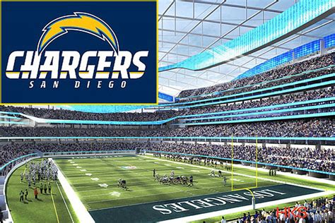 Chargers, Rams Reach Deal Over Inglewood Stadium