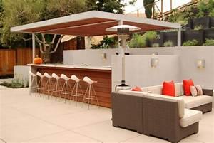 Bar Exterieur Design : creative outdoor bars 17 amazing deck design ideas style motivation ~ Melissatoandfro.com Idées de Décoration