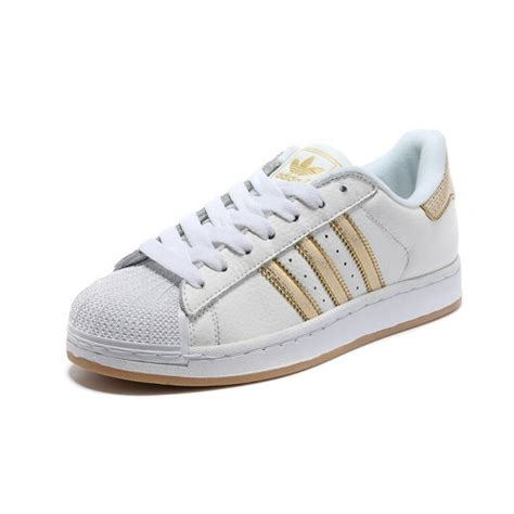 chaussure adidas superstar 2 pas cher blanc or adidas superstar femme adidas superstar 2